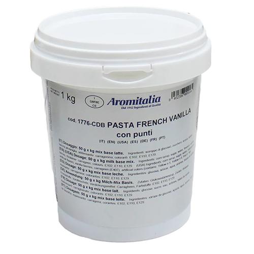 Hương vị Vanilla French